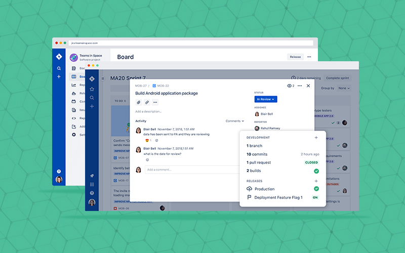 Jira -project management tool