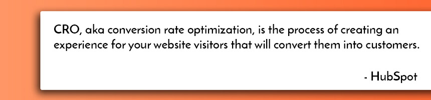 Conversion-Rate-Optimization