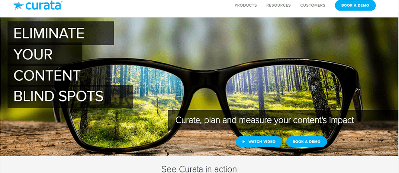Curata Content Curation Tool