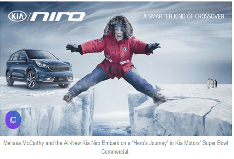 hero's journey video ad in seo