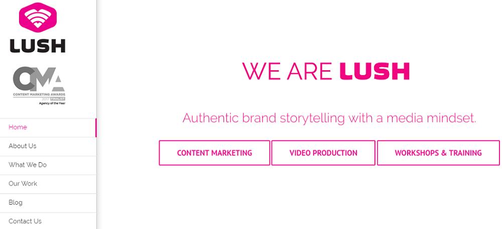 Lush Digital Marketing