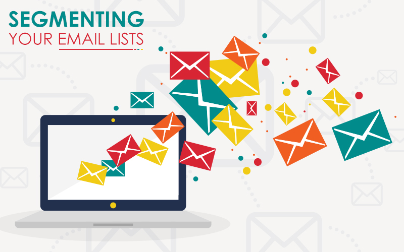 Segmenting your email lists