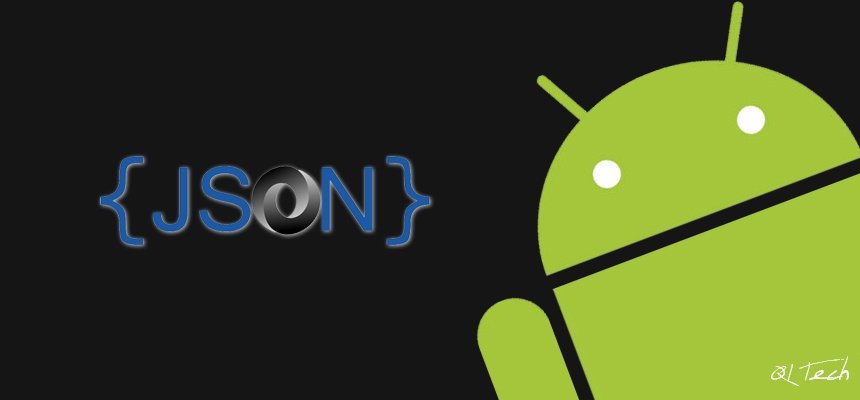 android JASON library by qltech