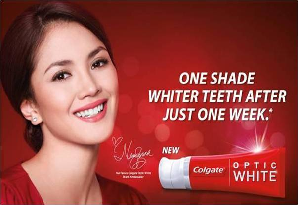 persona-based-marketing-message-of-Colgate-toothpaste