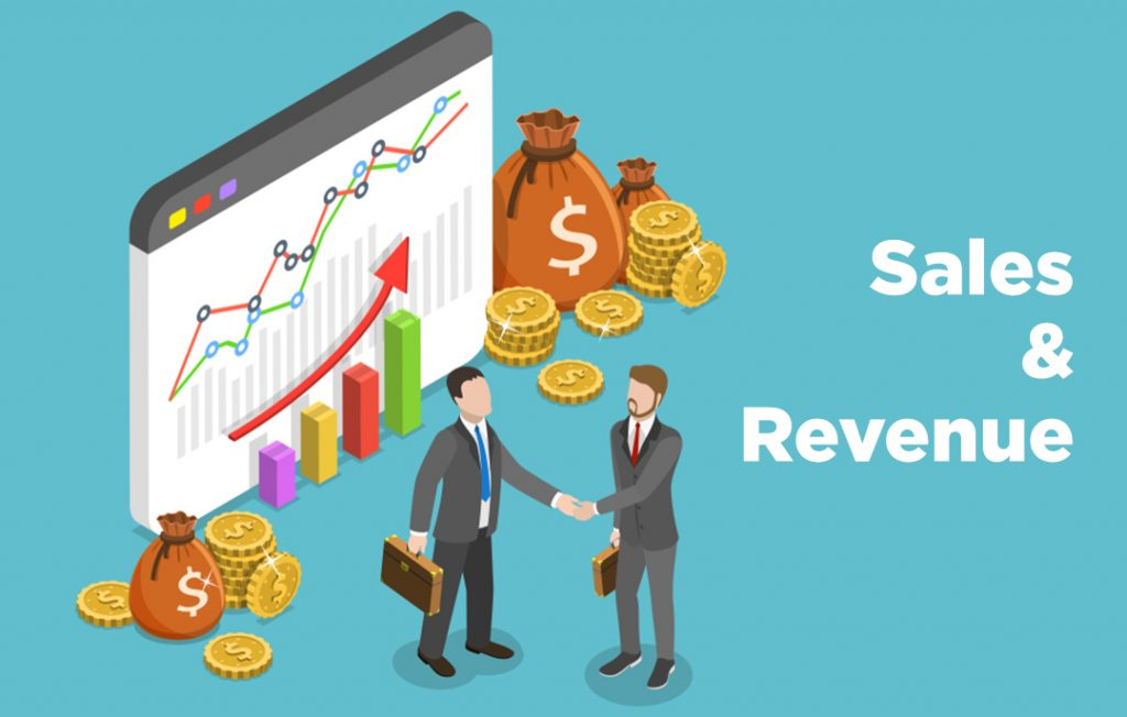 Sales & Revenue